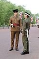 Wedding of Prince William of Wales and Kate Middleton rehearsal military.jpg