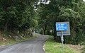 Wegweiser in Tolmin, Slowenien, EU.jpg