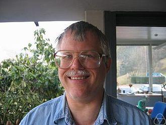 Charles Weibel - Charles A. Weibel at Oberwolfach in 2004