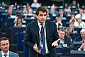 Welcome speech of Raffaele Fitto on behalf of the European Conservatives and Reformists (ECR) group (48188712901).jpg