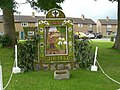 Well Dressing, Pilsley - geograph.org.uk - 1099288.jpg