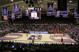 Welsh–Ryan Arena Multi-purpose arena in Evanston, Illinois