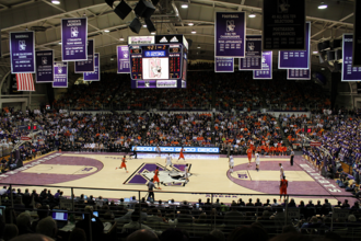 Welsh-Ryan Arena - Image: Welsh Ryan Arena