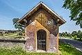 Wernberg Damtschach Friedhof SW-Ecke Kapelle 30052018 3507.jpg