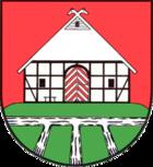 Das Wappen von Wesselburen
