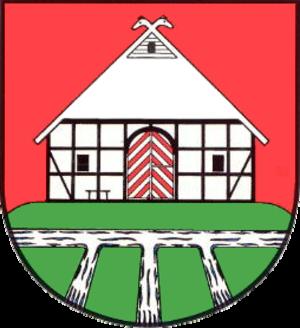 Wesselburen - Image: Wesselburen Wappen