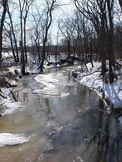 West Branch Chillisquaque Creek tributary of Chilisquaque Creek