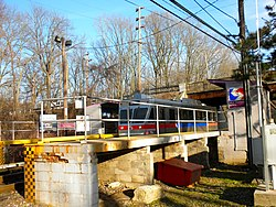 West Overbrook Station.JPG