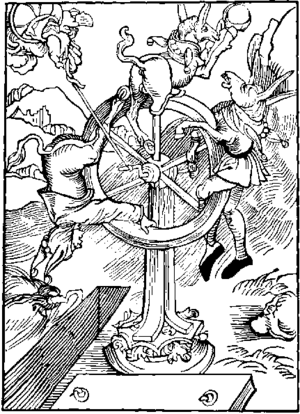 Ship of fools - Image: Wheel of fortune