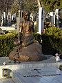 Wien-Simmering - Zentralfriedhof - Grabfigur.jpg