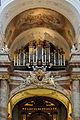 Wien - Karlskirche, Orgelempore.JPG