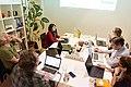 Wikimedia Österreich Caritas Wikipedia-Workshop 2019-02-23 f.jpg
