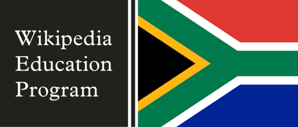 Wikipedia Education Program South Africa logo.png
