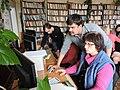 Wikiworkshop in Vovchansk 2018-11-03 by Наталія Ластовець 32.jpg
