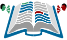Wiktionary Dynamic Dictionary Logo 2.svg