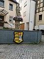 Wilder Mann Brunnen Marbach am Neckar 2.JPG