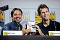Will Friedle & Kevin Conroy (48371882692).jpg