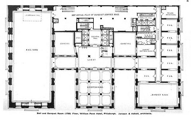File:William Penn Hotel 17th floor plan.jpg - Wikimedia ...