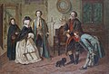 William Powell Frith Mr Honeywell introduces the bailiffs 1850.jpg