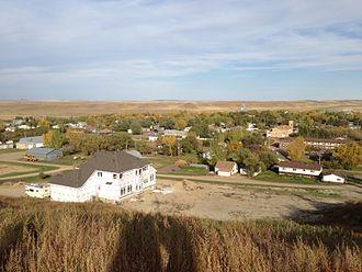 Willow Bunch, Saskatchewan - Willow Bunch