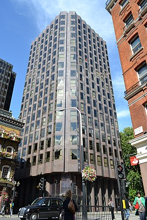 Transport for London - Head office, Windsor House