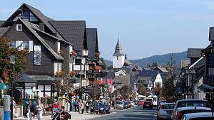 Ortsansicht von Winterberg