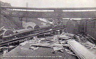 Witham derailment