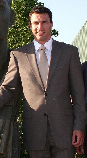 Wladimir Klitschko - Klitschko in 2010