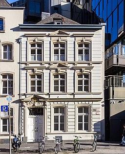 Marzellenstraße in Köln