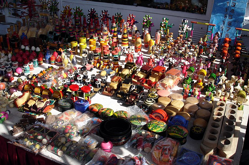 Chenapatna Dolls And Wooden Toys