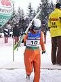World Junior Ski Championship 2010 Hinterzarten Atsuko Tanaka 070.JPG
