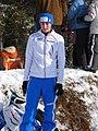 World Junior Ski Championship 2010 Hinterzarten Evelyn Insam 0109.JPG