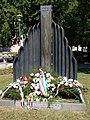 World War II Memorial, Szent Imre Square, 2016 Csepel.jpg