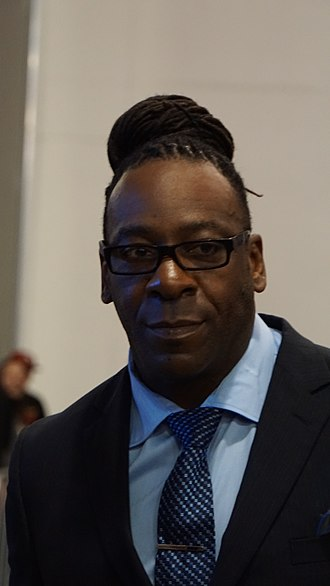 Booker T (wrestler) - Booker T in 2015