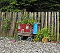 Wuppertal, August-Jung-Weg, Waldkindergarten, Miniatur-Modell als Insektenhotel.jpg