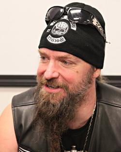 ザック・ワイルド(2010年8月)