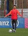 Xabi Alonso Training 2016-11 FC Bayern Muenchen-8.jpg