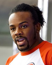 Xavier Woods March 2015.jpg