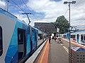 Xtrapolis arrived at Glen Waverley Railway Station.jpg