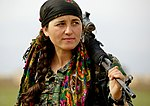 YPJ fighter wearing colorful scarf.jpg
