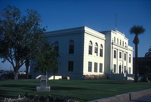 Yuma County, Arizona - Image: YUMA COUNTY COURTHOUSE