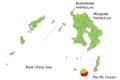 Yaku Yakushima Kagoshima Map.png