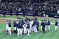 Yankees celebrate ALDS Game 5 victory 10-12-12 (10).jpeg