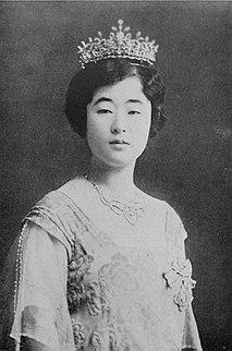 Japanese-Korean princess