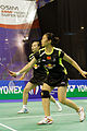 Yonex IFB 2013 - Quarterfinal - Reika Kakiiwa - Miyuki Maeda vs Bao Yixin - Tang Jinhua 04.jpg