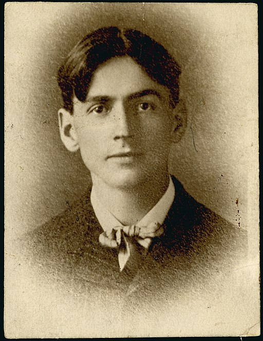 Young Tom Thomson
