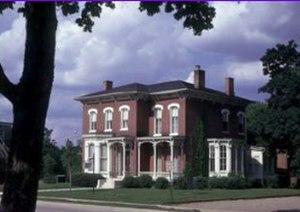 Ypsilanti Historical Society - Image: Ypsilanti Historical Museum