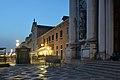 Zattere Gesuati Santa Maria della Visitazione notte Venezia.jpg