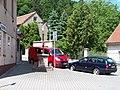 Zbraslav, Košíkářská, kříž.jpg