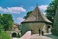 Zeitz, corner tower of the castle.jpg